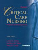 Thelan s Critical Care Nursing PDF
