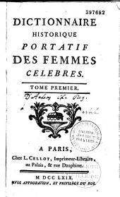 Dictionnaire historique portatif des femmes célèbres: Volume4