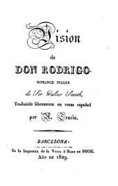 Vision de don Rodrigo
