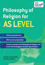 Philosophy Of Religion For As Level Book PDF