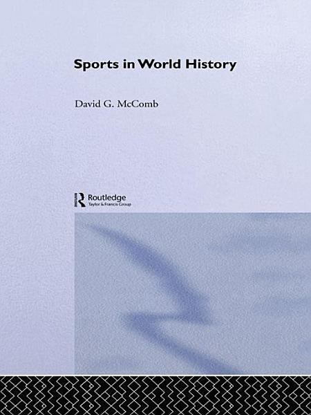 Download Sports in World History Book