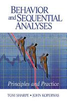 Behavior and Sequential Analyses PDF
