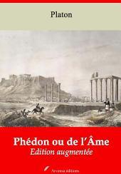 Phédon ou de l'Âme: Nouvelle édition augmentée