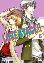 Love Stage!!, Vol. 6 (Yaoi Manga)