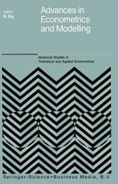 Advances in Econometrics and Modelling