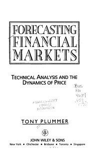 Forecasting Financial Markets PDF