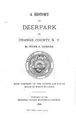 A History of Deerpark in Orange County, N.Y.