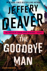 The Goodbye Man Book