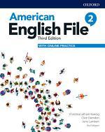 American English File 3E Level 2 Student Book