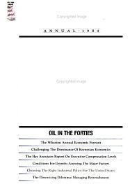The Wharton Annual PDF