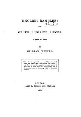 English Rambles