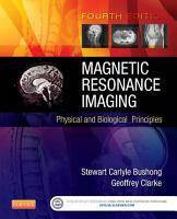 Magnetic Resonance Imaging   E Book PDF