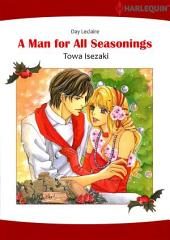A MAN FOR ALL SEASONINGS: Harlequin Comics