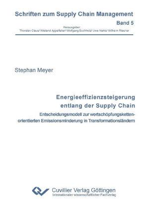 Energieeffizienzsteigerung entlang der Supply Chain PDF