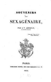 Souvenirs d'un sexagénaire: Volume2