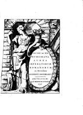 Jacobi de Bie Numismata aurea Imperatorum Romanorum ex Recensione Sigeberti Haverkampi