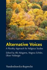 Alternative Voices PDF
