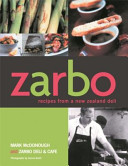 Zarbo Cookbook Book
