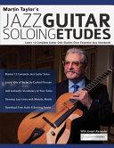 Martin Taylor s Jazz Guitar Soloing Etudes PDF