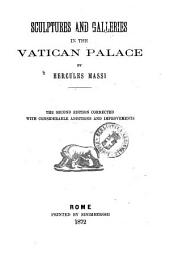 Sculptures and Galleries in the Vatican Palace