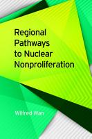 Regional Pathways to Nuclear Nonproliferation PDF