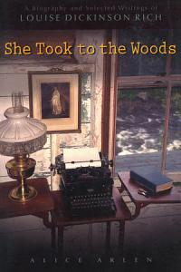 She Took to the Woods PDF