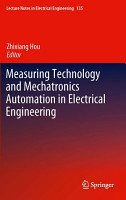 Measuring Technology and Mechatronics Automation in Electrical Engineering PDF