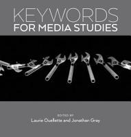 Keywords for Media Studies PDF