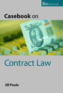 Casebook on Contract Law PDF