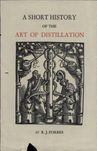 A Short History of the Art of Distillation PDF