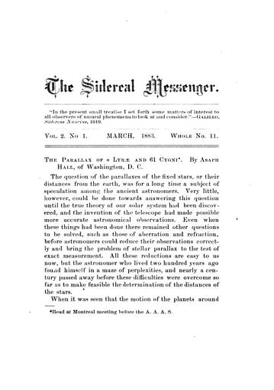 Astronomy and Astro physics     PDF