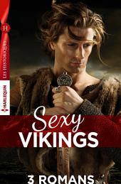 Coffret Sexy Vikings: La fiancée du viking - Le retour du viking - L'homme venu de la mer