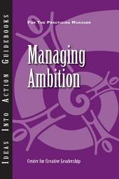 Managing Ambition