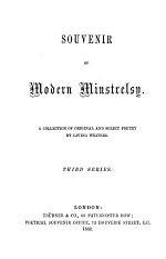 Souvenir of Modern Minstrelsy