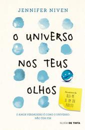 O universo nos teus olhos