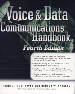 Voice and Data Communications Handbook PDF
