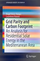 Grid Parity and Carbon Footprint PDF
