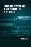 Linear Systems and Signals  A Primer PDF