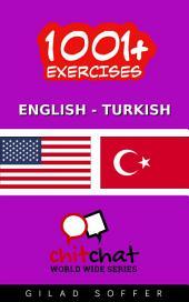 1001+ Exercises English - Turkish