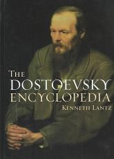 The Dostoevsky Encyclopedia PDF