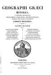 Geographi graeci minores: Volume 2