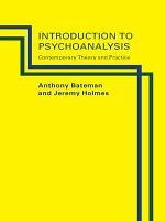 Introduction to Psychoanalysis PDF