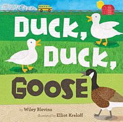Duck Duck Goose Book PDF