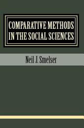 Comparative Methods in the Social Sciences