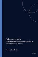 Fichte und Novalis PDF