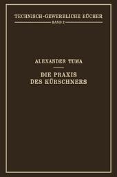 Die Praxis des Kürschners: Ein Handbuch