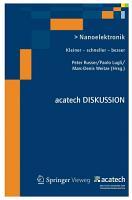 Nanoelektronik PDF