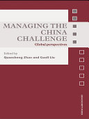 Managing the China Challenge