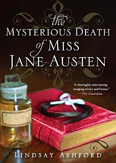 The Mysterious Death of Miss Jane Austen Book