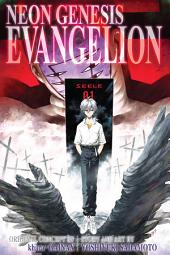 Neon Genesis Evangelion 3-in-1 Edition: Volume 4